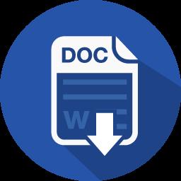als .doc downloaden